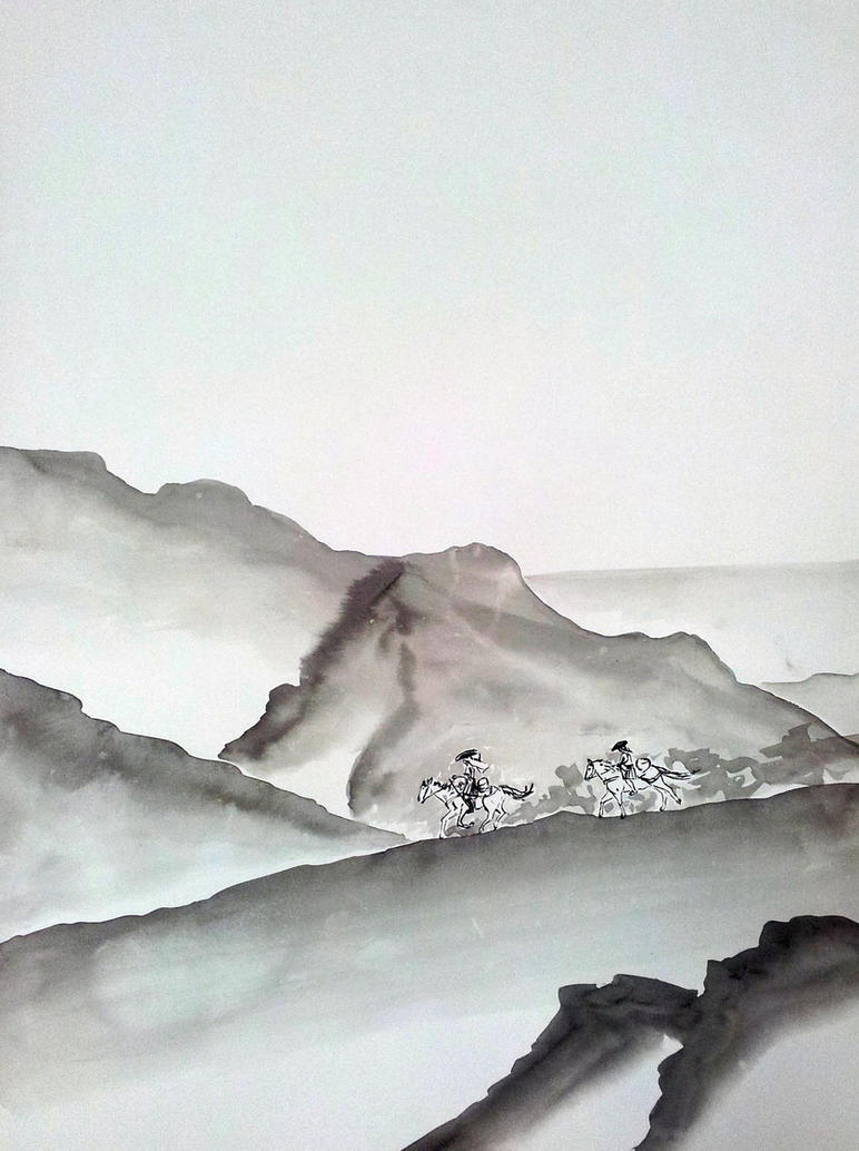 Riders by ColeBarrett