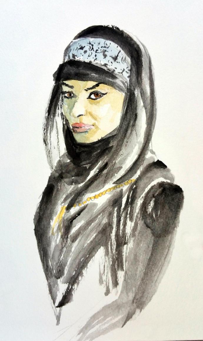 Egyptian Princess by ColeBarrett