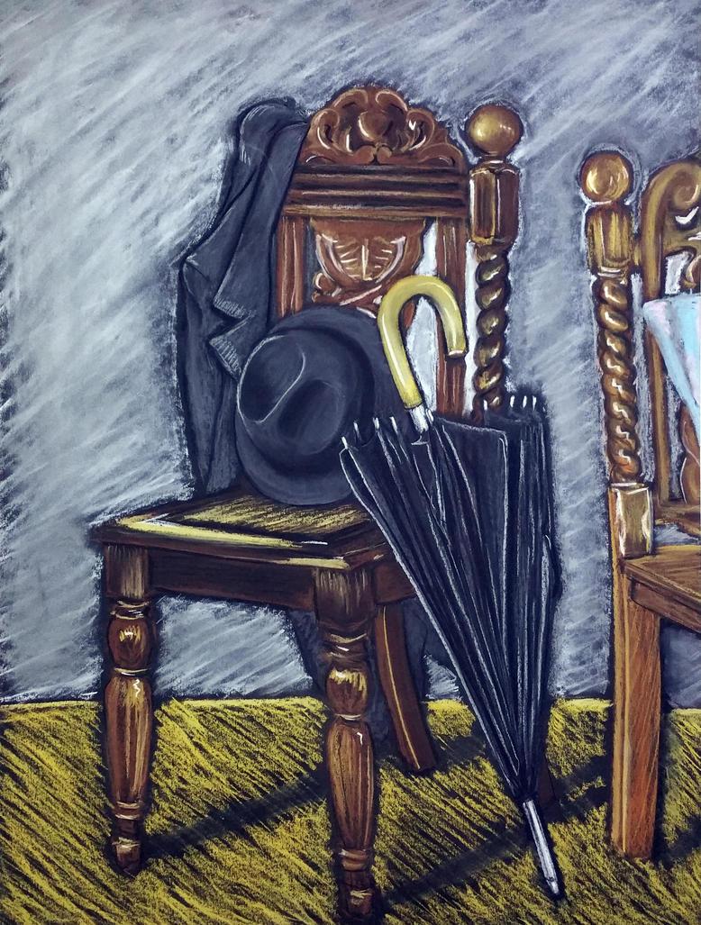 Man chair by ColeBarrett