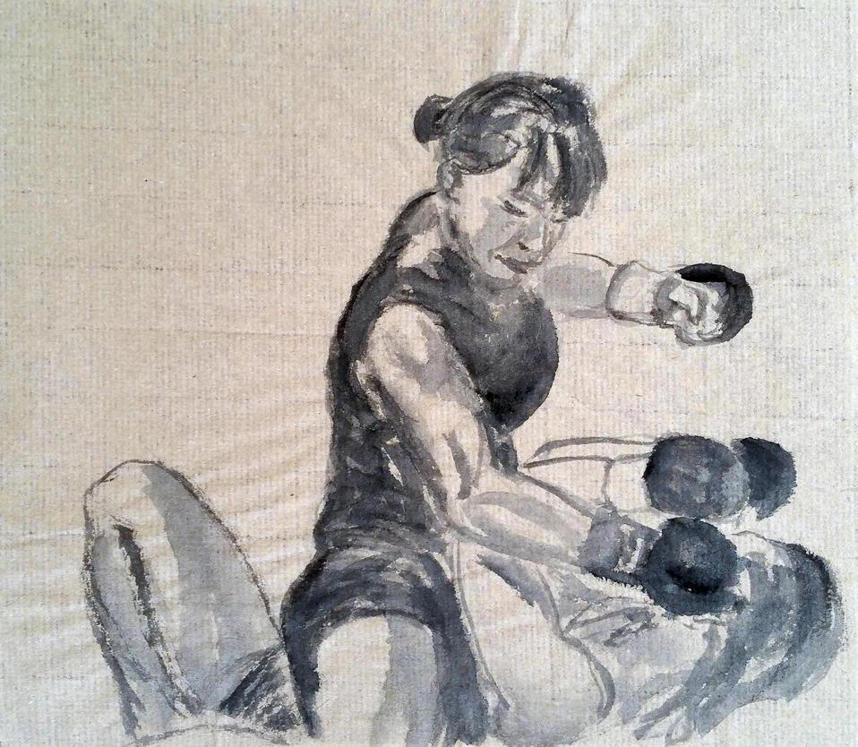 Rin Nakai MMA by ColeBarrett
