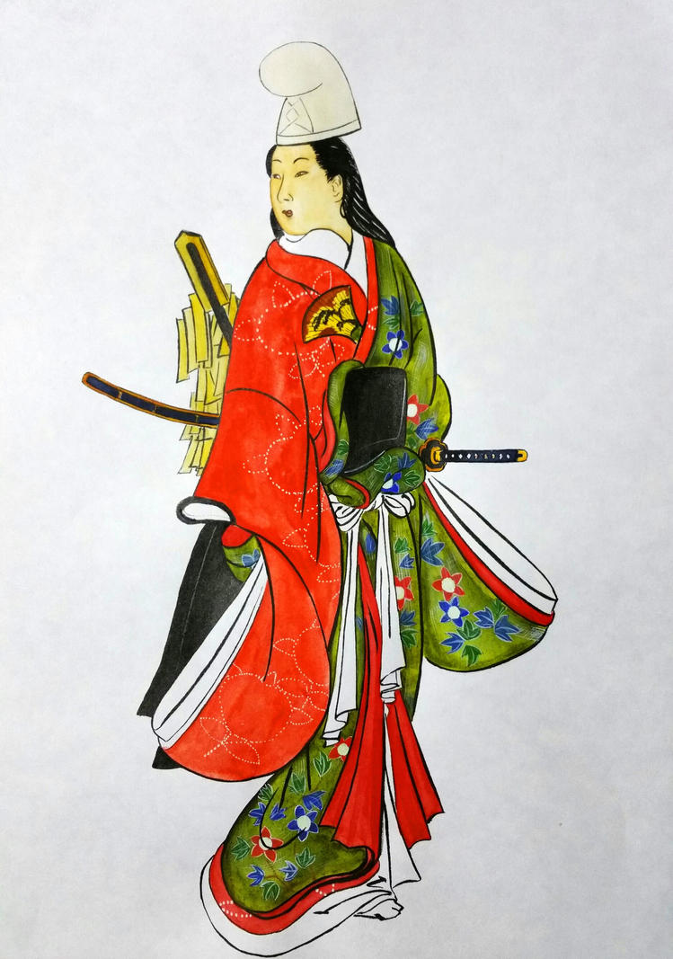 Samurai by ColeBarrett