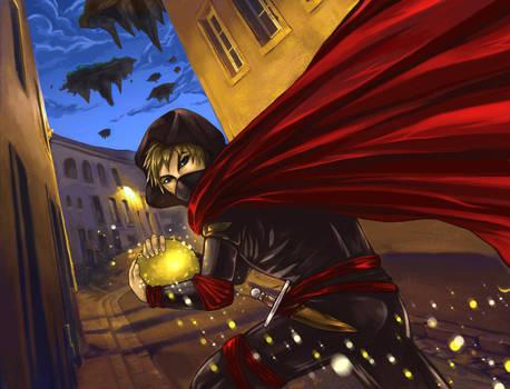 Mystic Thief