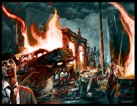 Zombies!!! PRINT