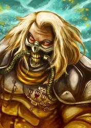 Immortan Joe - God from Madmax Fury Road