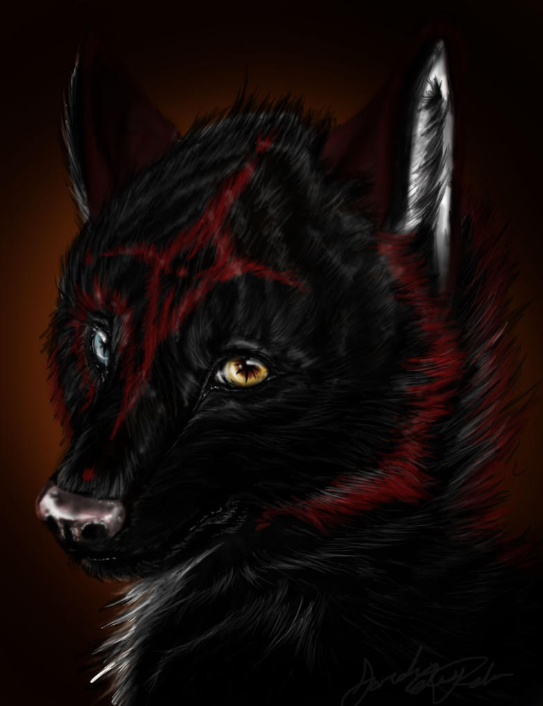 The Hellhound by Mechahound