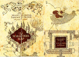 maruder's map by decat