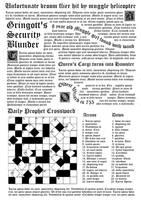 Daily Prophet- Gringotss Break-in Back by decat