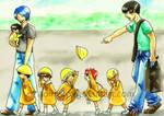 PoT: Rikkai Kindergarteners