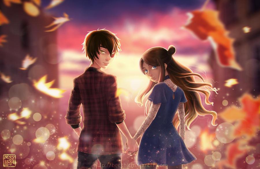 ATLA: Autumn Breeze by aoineko