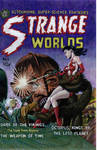Strange Worlds #2 cover recreation colored pencils