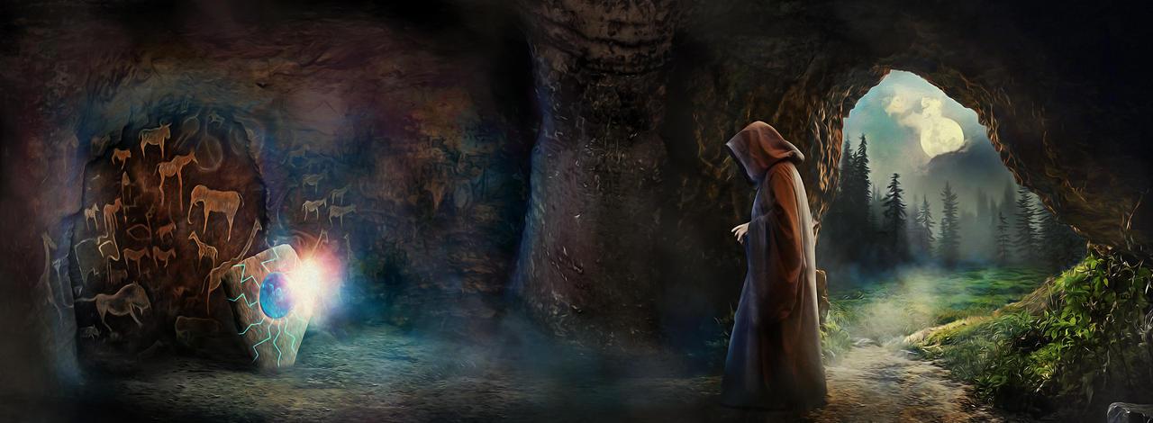The Mage's Secret by megandeanok
