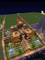Plot World -- Symmetrical House by MinecraftPhotography