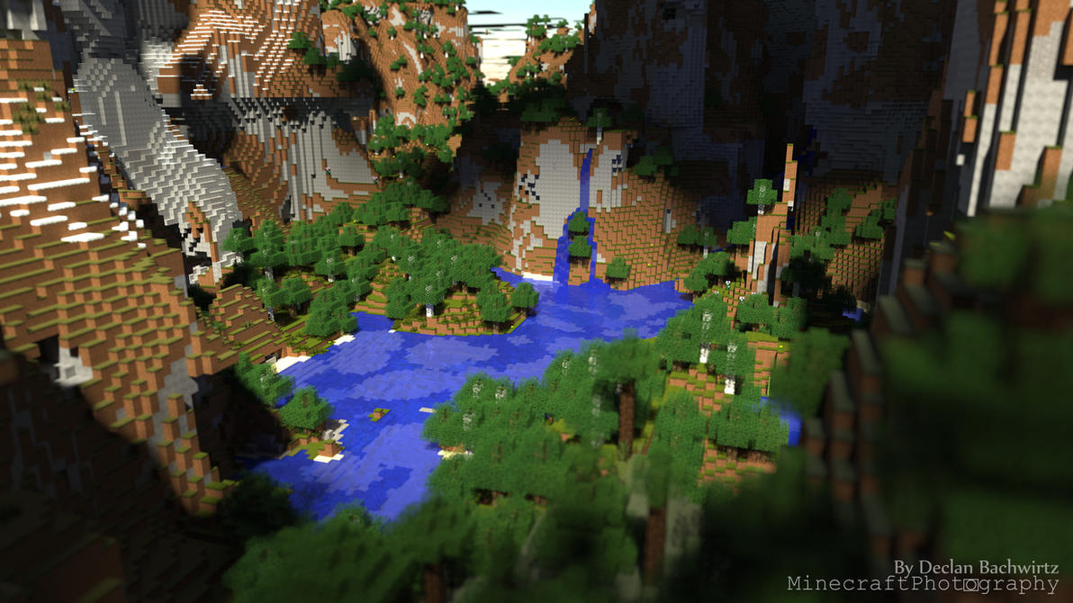 Minecraft Island Survival Map Sky
