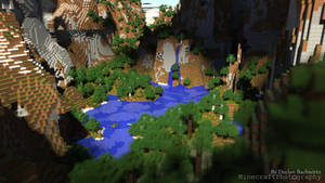 Survival is Beautiful | Minecraft Wallpaper (UHD) by MinecraftPhotography