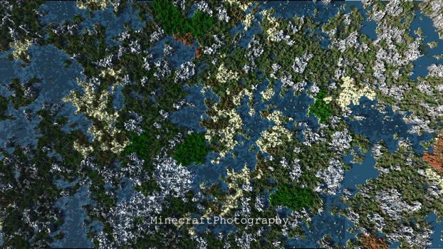 Minecraft: Massive View
