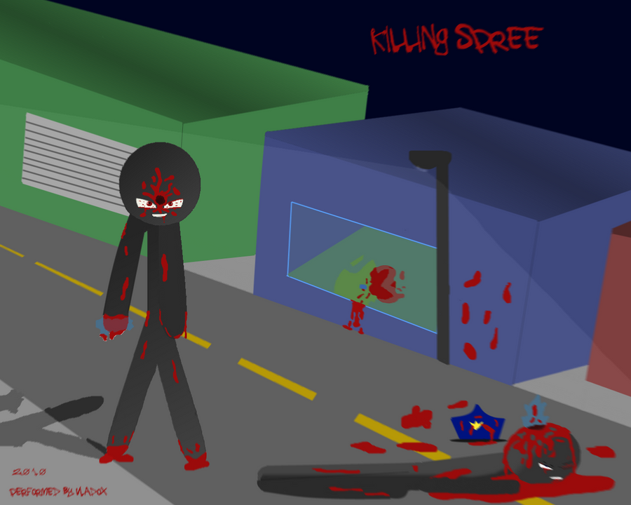 Killing Spree by Vladoxed