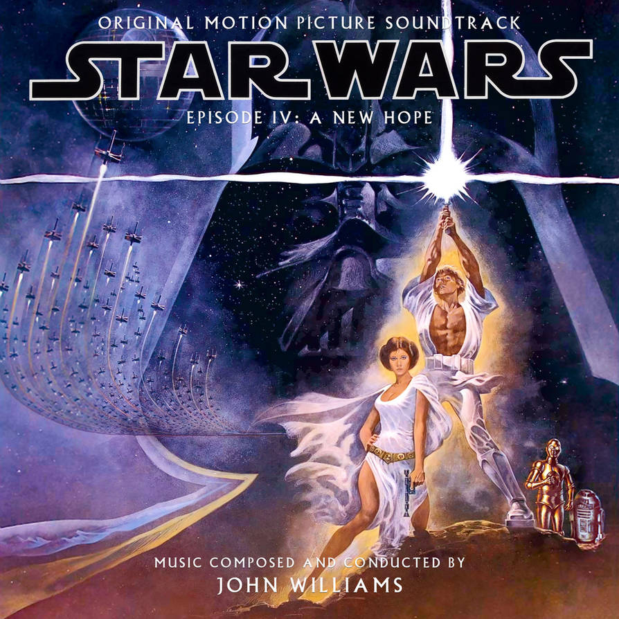 Star Wars A New Hope Soundtrack By Mrushing02 On Deviantart