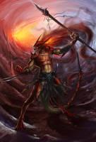 Demon-Hunter by Zloy-Caleb