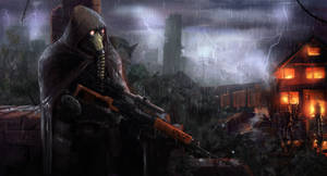 Stalker_in_ambush by Zloy-Caleb