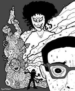 Tetsuo the Iron Man by Hartter