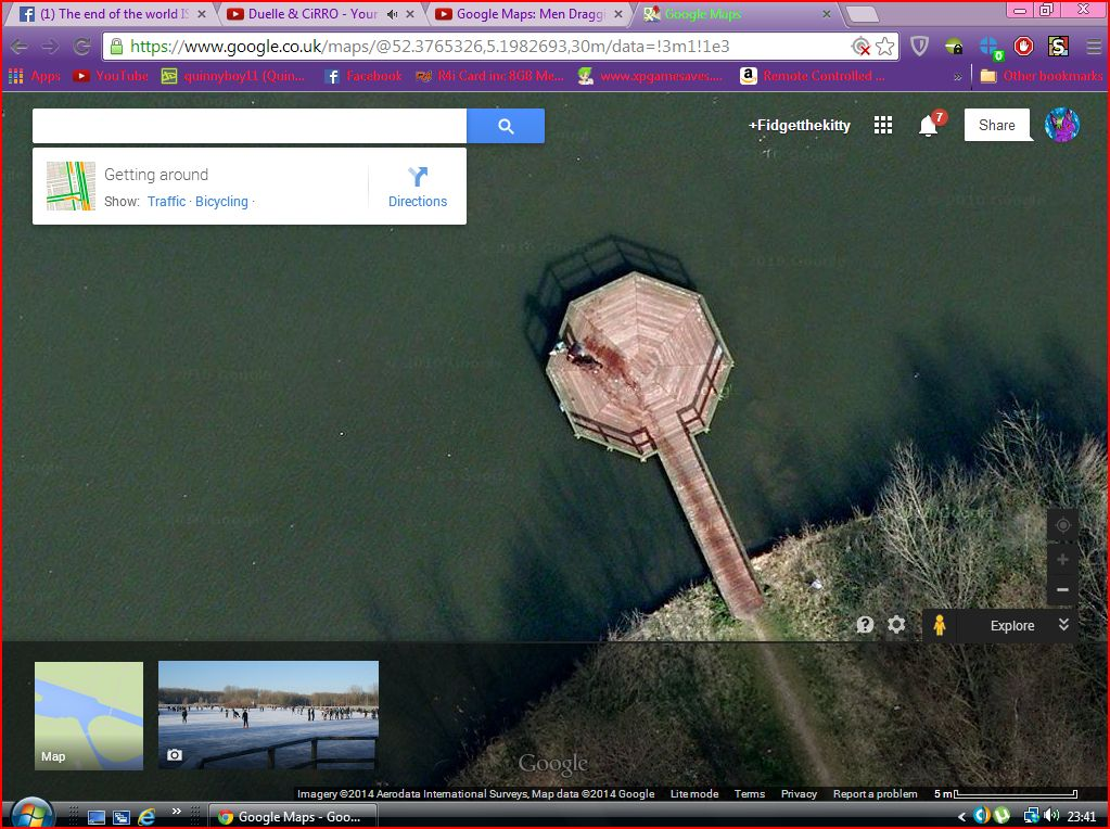 Google Maps Dead Person by quinnyboy11 on DeviantArt on
