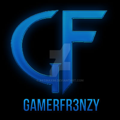 Gamer Frenzy Logo