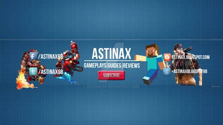 Astinax Channel Art