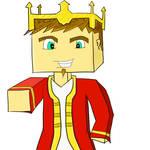 Minecraft Drawing Avatar Clemanaxe