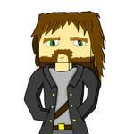 Minecraft Drawing Avatar BloodyWorld