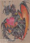 :Commission: Heart Predaking by DragonRider02