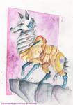 Weirdwolf by DragonRider02