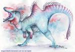 Concavenator by DragonRider02