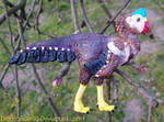 Oviraptor magnet by DragonRider02