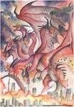 Apocalypse Dragon by DragonRider02