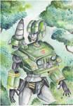 Hound by DragonRider02