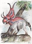 Diabloceratops by DragonRider02