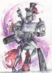 Decepticon Tango by DragonRider02