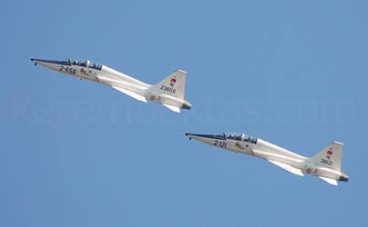 Turk Hava Kuvvetleri T38 38121