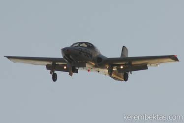 Turkish Air Force T-37C II by keremizmir