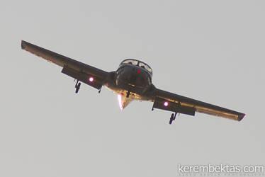 Turkish Air Force T-37C by keremizmir