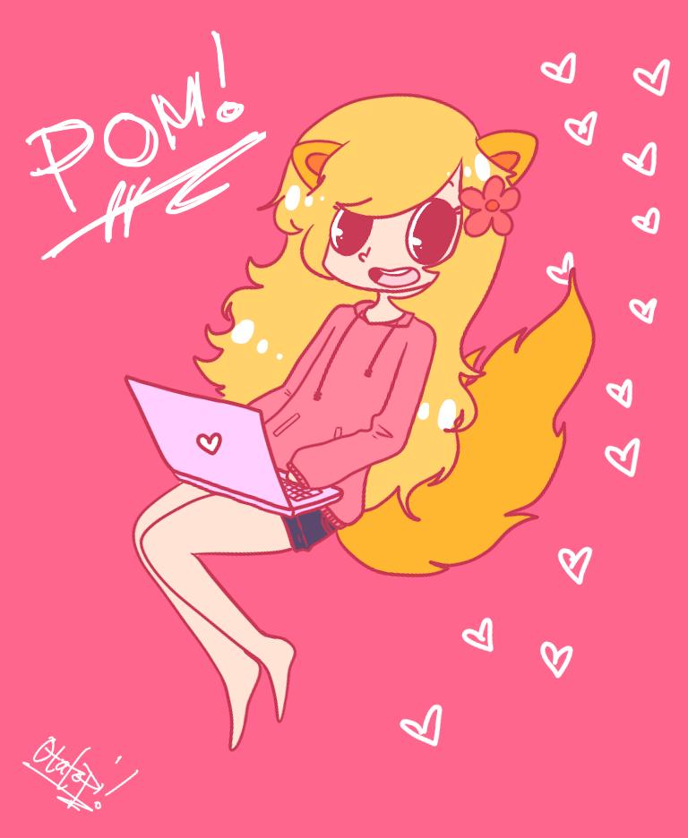Pom pom wei wei wei by Candy-Caramel