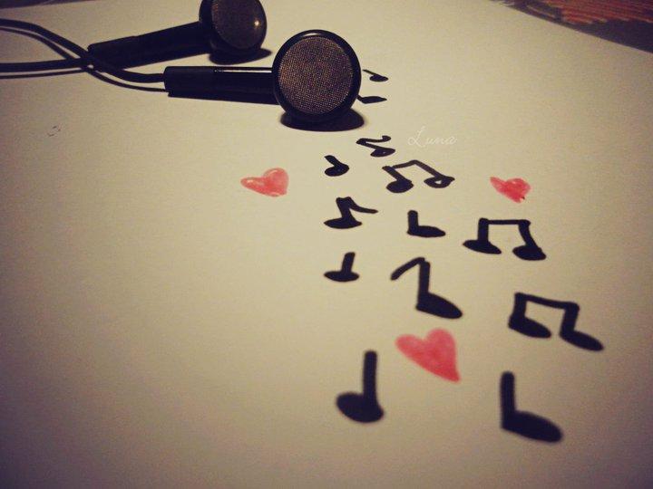 Music is love..