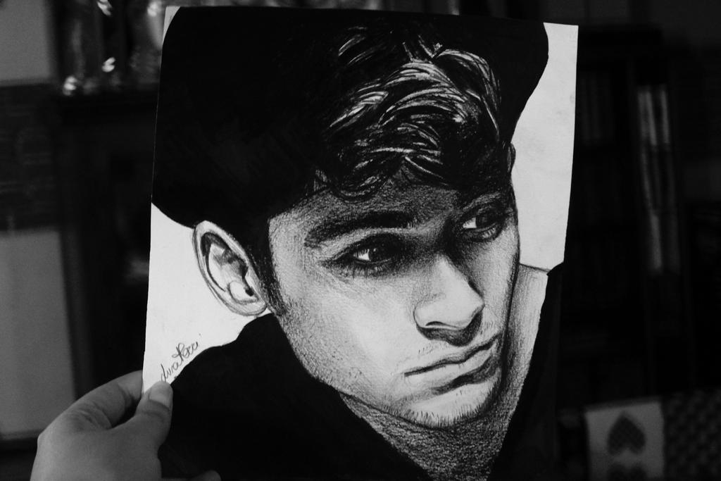 Zayn Malik Drawing Skills Zayn Malik drawing by