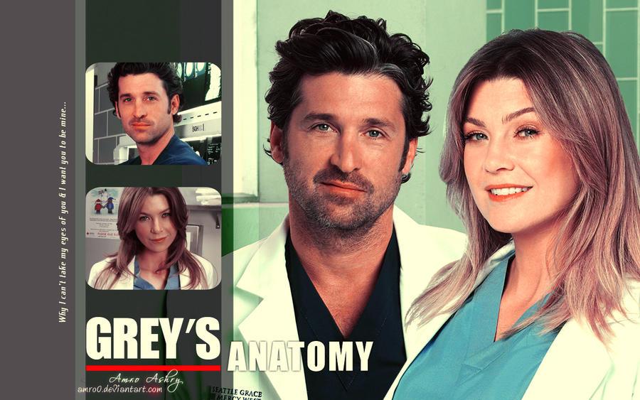 Gray\'s Anatomy New Season by artistamroashry on DeviantArt