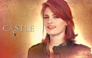 Castle - Kate Beckett by artistamroashry