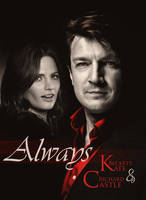 Always Castle Book Cover - A by artistamroashry