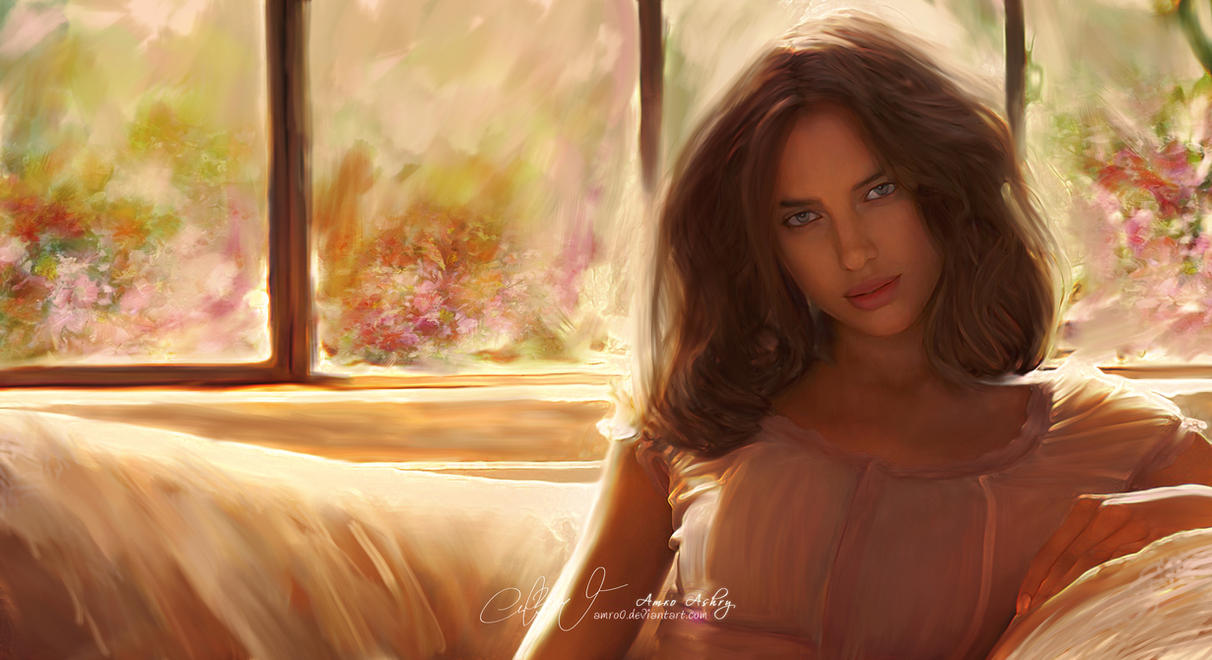 Beautiful Girl (SPECIAL) by Amro0
