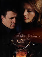 CASTLE POSTER - All Over Again by artistamroashry