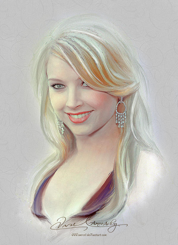 Pretty Face - Elizabeth Harnois by Amro0