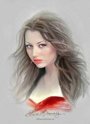 Pretty Face - Safura Alizadeh by artistamroashry